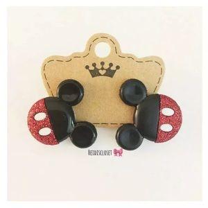 Mickey Mouse Earrings. 🆕